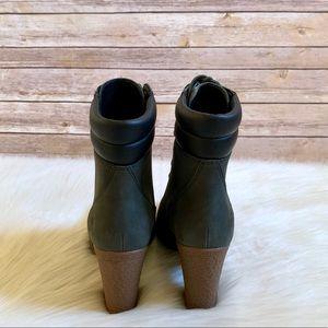 Timberland Dark Green Tillston 6 Inch Boots NWT
